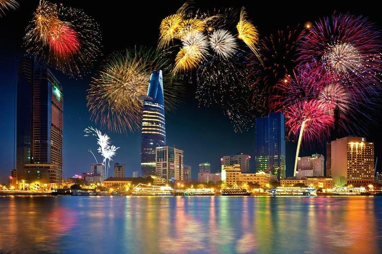 TP.HCM quyết định không bắn pháo hoa trong dịp Tết Nguyên đán Tân Sửu 2021