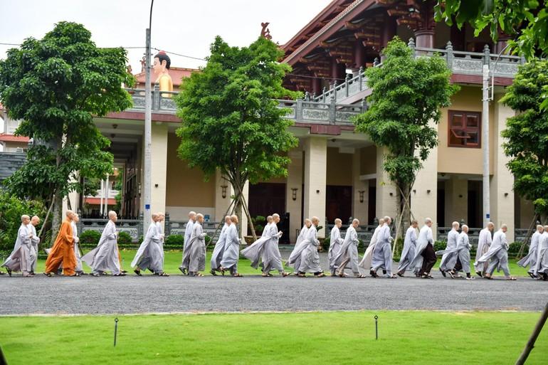 Cơ sở nội trú phụ cận của Học viện Phật giáo VN tại TP.HCM dành cho Ni - chùa Thanh Tâm (Phật Cô Đơn)