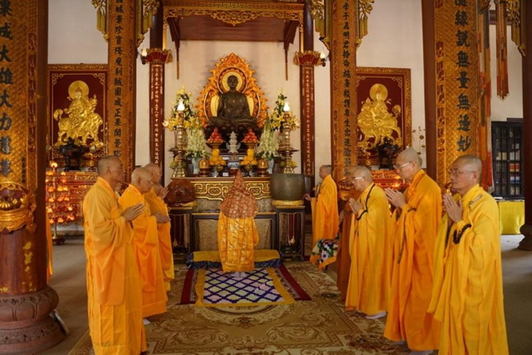 Ảnh: Phật giáo Huế