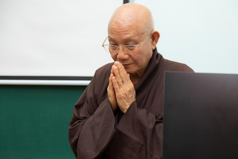 Hòa thượng Thích Minh Thông