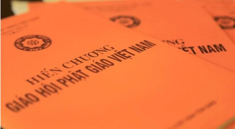 Hiến chương GHPGVN đến nay đã qua 6 lần tu chỉnh
