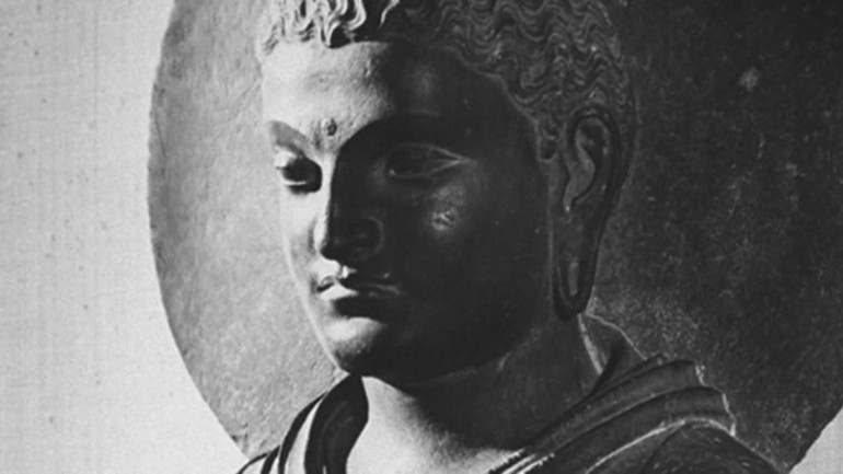 Tượng Đức Phật thế kỷ thứ III, trường phái Gandhāra