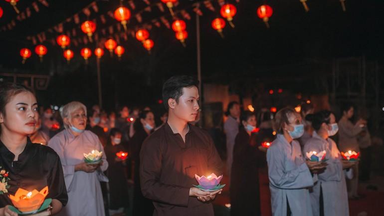 Lễ khánh đản Đức Quan Âm và rót đồng tôn tạo tượng Phật Bổn Sư tại chùa Bửu Thọ