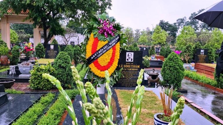 Tưởng niệm 52 năm ngày mất của Bác sĩ Tâm Minh Lê Đình Thám (1897-1969)