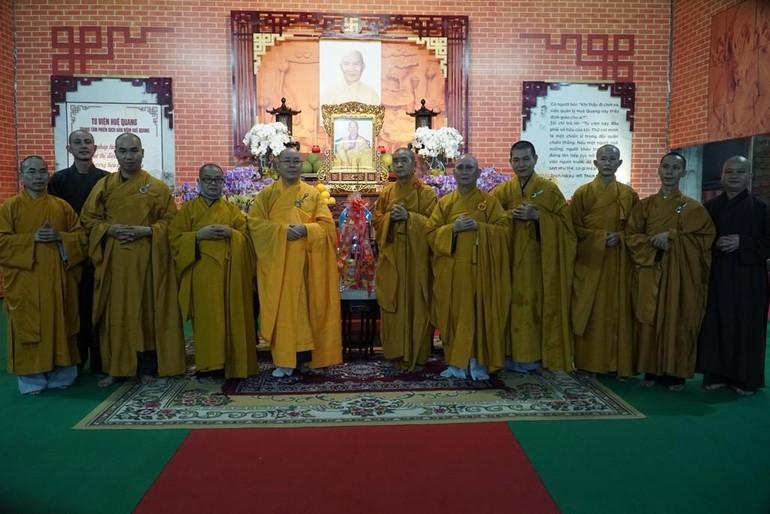 Phật giáo quận Tân Bình: Chú trọng phát triển nhân tố trẻ
