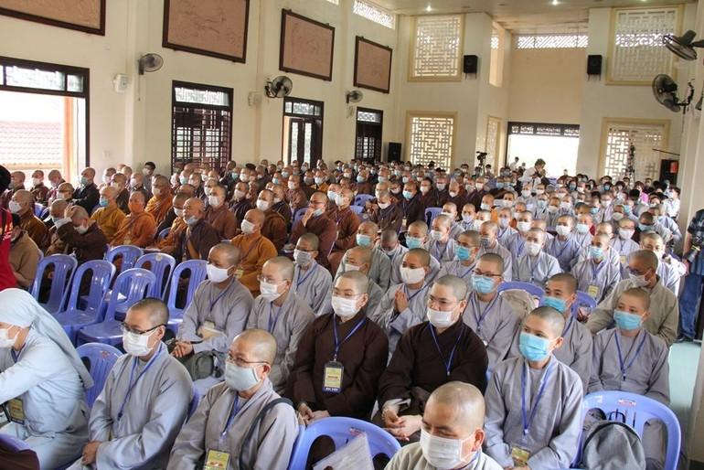 Hơn 400 học viên tham gia khóa bồi dưỡng nghiệp vụ thông tin truyền thông Phật giáo