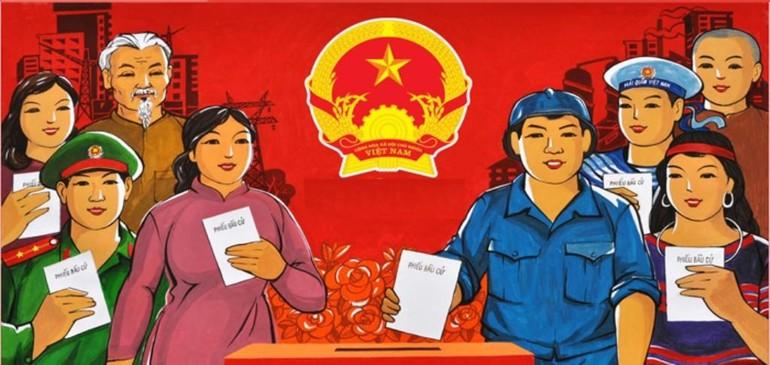 Các ứng cử viên là Tăng Ni TP.HCM: Mong tạo thêm nhịp cầu giữa chính quyền với Tăng Ni, Phật tử