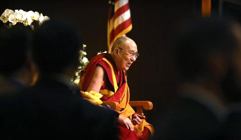 Đức Dalai Lama - Ảnh: Getty Images