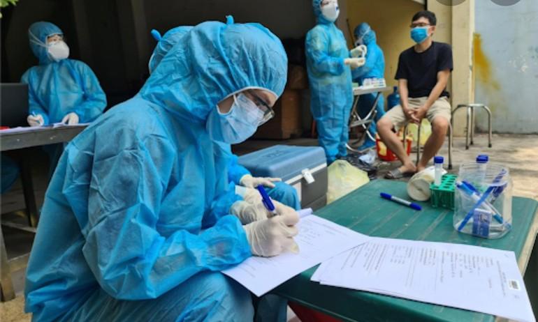TP.HCM đang nỗ lực tầm soát làn sóng dịch Covid-19 trên địa bàn