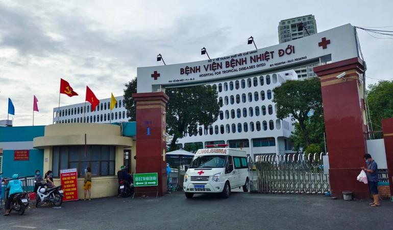 """Sở Y tế TP.HCM yêu cầu các bệnh viện trên địa bàn sẵn sàng """"chia lửa"""", hỗ trợ trong việc điều trị Covid-19"""