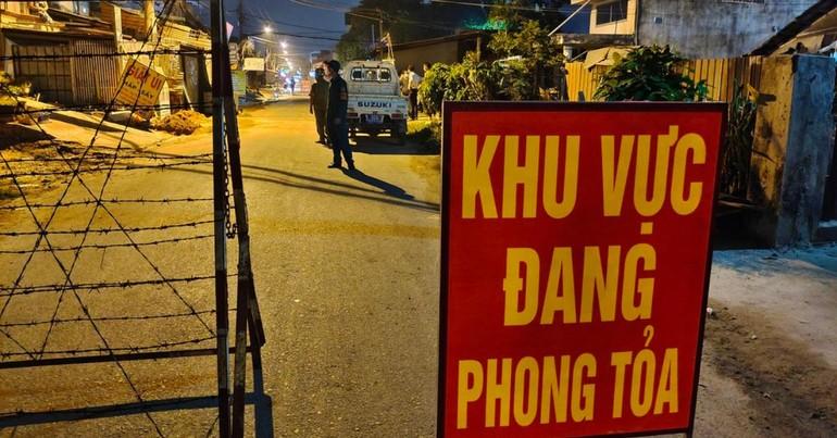 Quận Bình Tân thiết lập vùng phong tỏa từ 0 giờ ngày 20-6 để tăng cường phòng chống dịch Covid-19