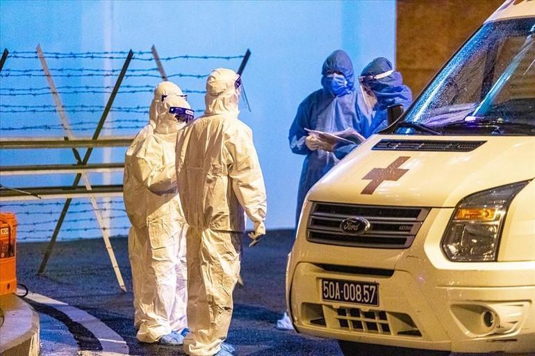 Bộ Y tế ghi nhận cho tới ngày 14-7, TP.HCM đã có 130 trường hợp mắc Covid-19 tử vong - Ảnh: Anh Tú