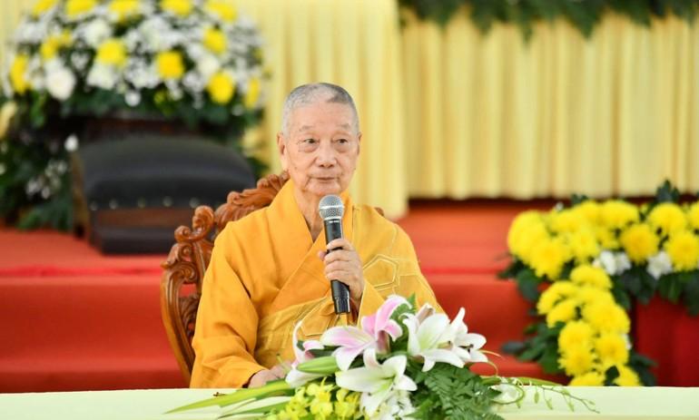 8g30 sáng mai 7-8, truyền hình trực tuyến Hòa thượng Thích Trí Quảng thuyết giảng