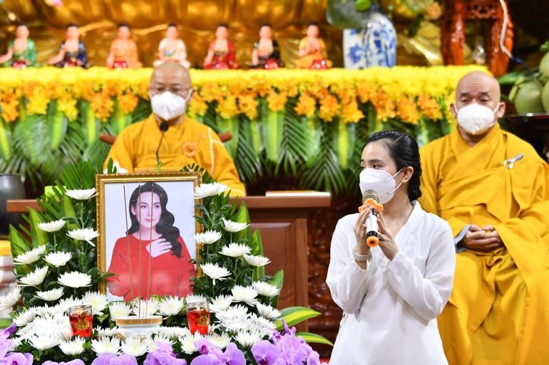 Chùa Giác Ngộ - Q.10, một trong những nơi tổ chức lễ cầu siêu cho ca sĩ Phi Nhung