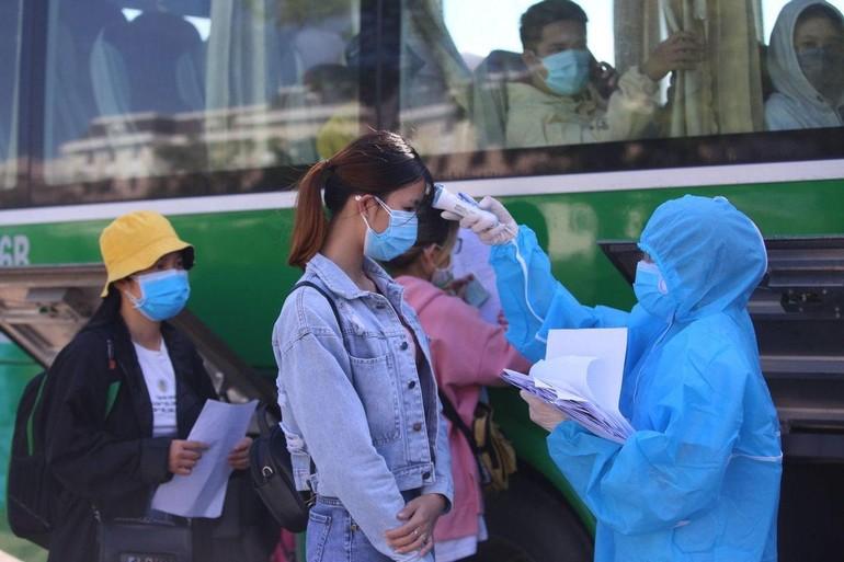 Các tỉnh lên kế hoạch đón dân từ các vùng dịch về quê hương theo nguyện vọng