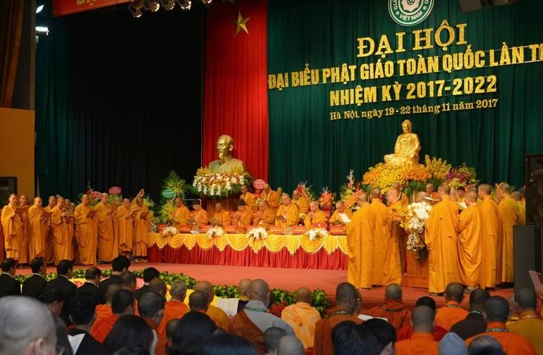Đại lễ kỷ niệm 40 năm thành lập Giáo hội Phật giáo Việt Nam sẽ tổ chức trực tuyến vào ngày 7-11