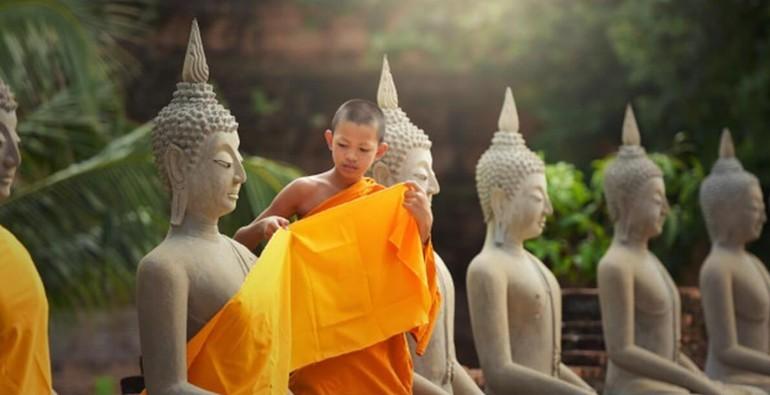 Bản thân Đức Phật và những đệ tử của Ngài thuở ban đầu đi tu đều vì mục đích được giác ngộ và giải thoát khỏi sinh tử luân hồi - Ảnh minh họa