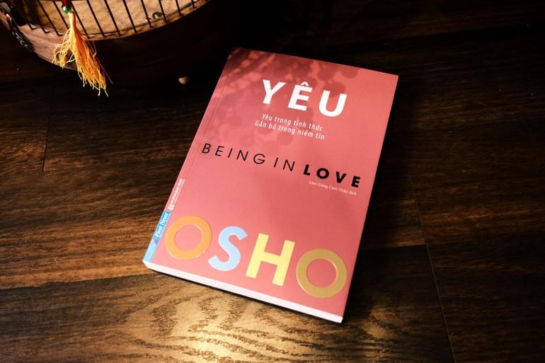 Tết đọc sách: Một chỉ dẫn 'yêu không sợ hãi' từ Osho