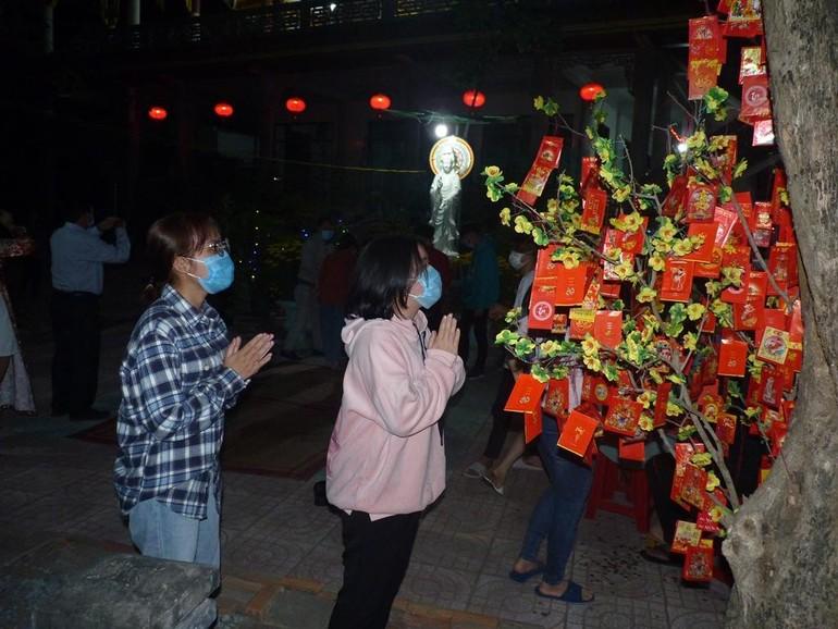 Bình Thuận: Tết an vui ở tịnh xá Ngọc Chiếu