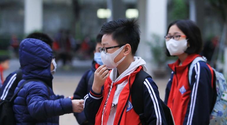 TP.HCM: Học sinh nghỉ đến hết tháng 2 để phòng dịch Covid-19