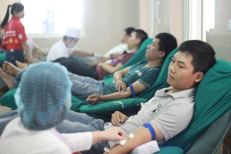 Chương trình dự kiến thu về 1.000 đơn vị máu để phục vụ điều trị trong dịp Tết Tân Sửu
