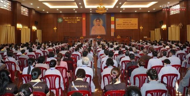Ban Hoằng pháp GHPGVN TP.HCM tạm ngưng thuyết giảng Phật pháp tại các đạo tràng