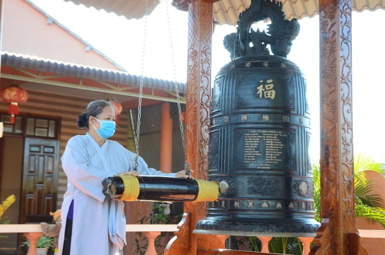 Người dân tại vùng đất Yaly huyền thoại đã không còn lạ lẫm với tiếng chuông chùa vang vọng