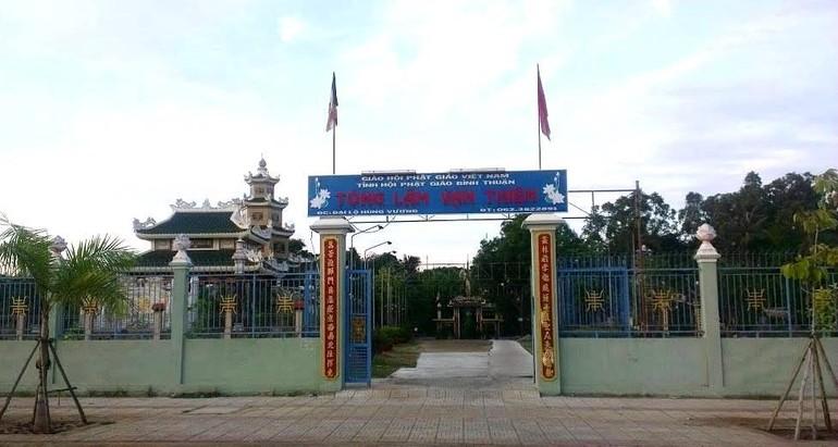 Tăng Ni, Phật tử tỉnh Bình Thuận sẽ làm thẻ CCCD gắn chíp tại chùa Vạn Thiện
