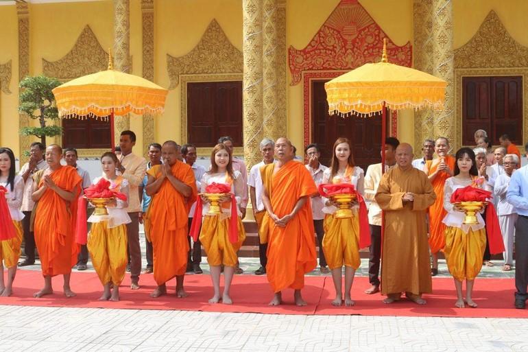 Ngôi giảng đường - sala chùa Đồng Tranh được khánh thành, đưa vào sử dụng