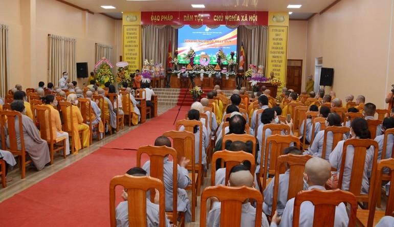 Đại lễ Phật đản Phật lịch 2565 do Ban Trị sự GHPGVN tỉnh Bạc Liêu tổ chức