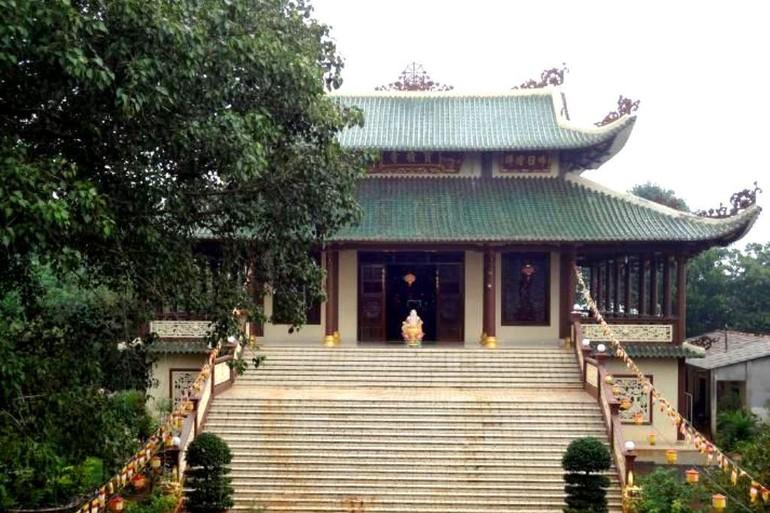 Chùa Bảo Tích, ngôi chùa duy nhất ở huyện Xuyên Mộc đăng ký nhận thờ hủ tro cốt người mất do Covid-19