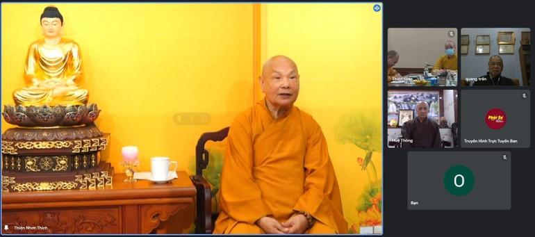 Ban Thường trực Hội đồng Trị sự GHPGVN triển khai Phật sự trọng tâm