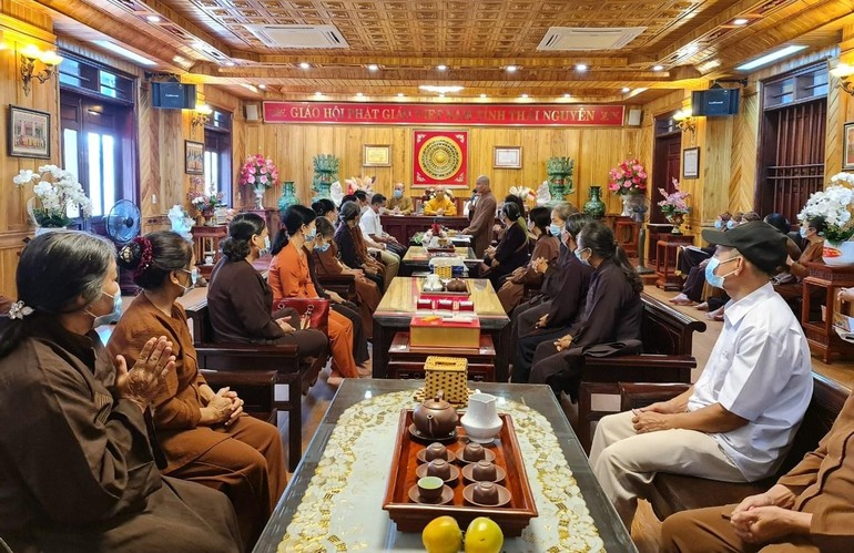 Hội nghị về công tác quản lý tôn giáo, tập trung hướng đạo đến với nhân dân tín đồ Phật tử vùng sâu, vùng xa