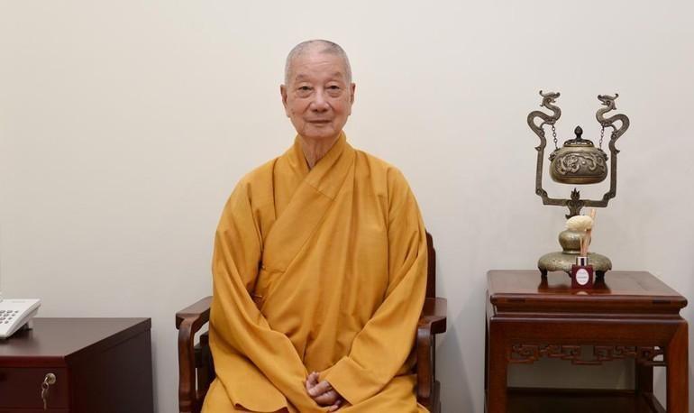 Trưởng lão Hòa thượng Thích Trí Quảng - Ảnh: Bảo Toàn/BGN