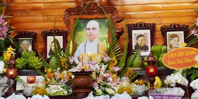 Tưởng niệm lần thứ 11 ngày viên tịch Ni trưởng Thích nữ Tịnh Bích
