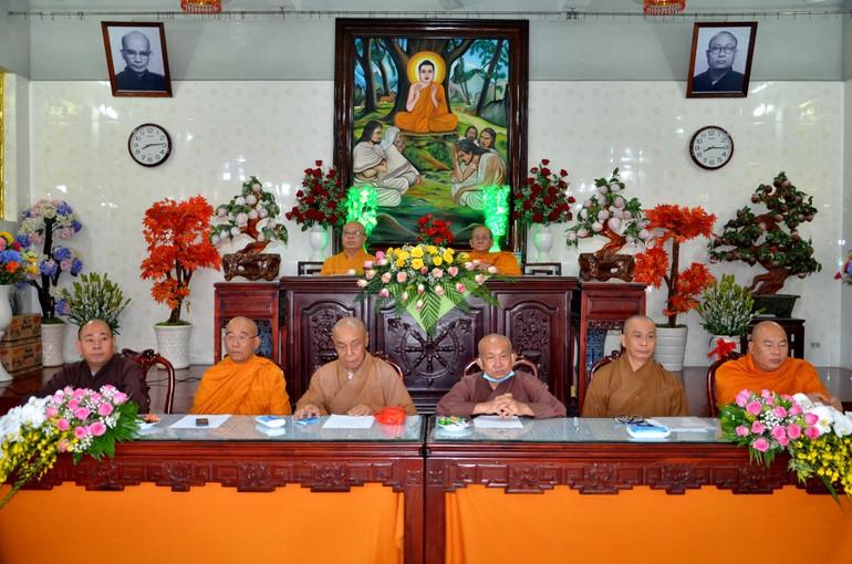 Chư tôn đức chứng minh, Thường trực Ban Trị sự Phật giáo quận Bình Thạnh