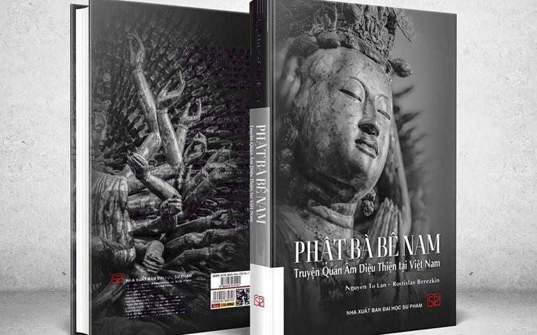Sách Phật bà Bể Nam - Truyện Quán Âm Diệu Thiện tại Việt Nam