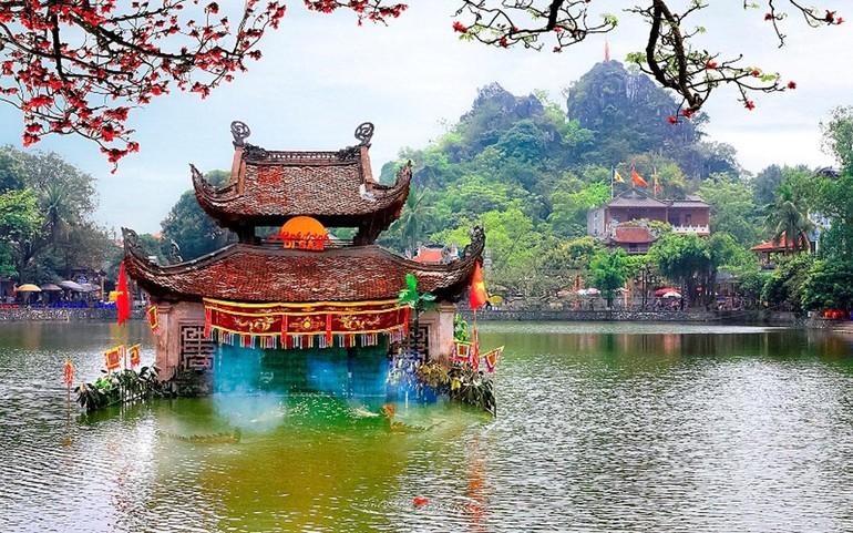 Lễ hội chùa Thầy không được tổ chức vào tháng 3 Âm lịch năm nay