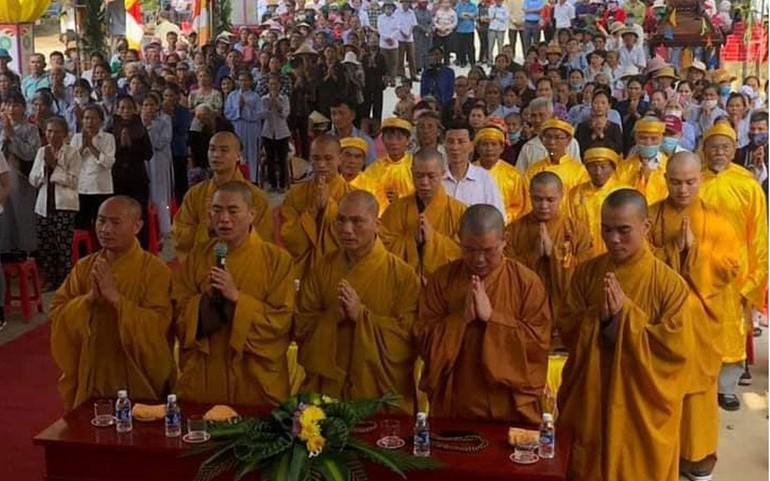 Nghi thức niệm Phật cầu gia hộ