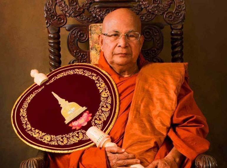 Đại lão Hòa thượng Kotugoda Dhammawasa