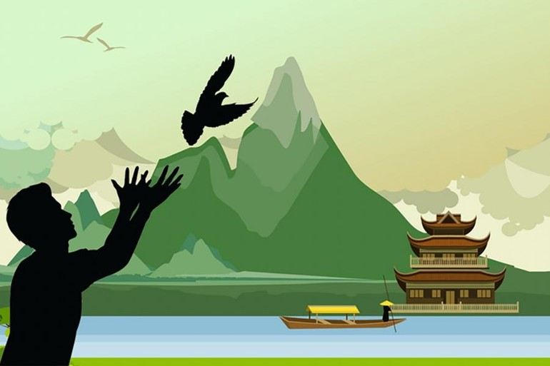 """Một trong năm giới căn bản của Phật giáo là """"Không sát sinh"""" - Ảnh minh họa"""