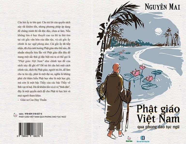 """Sách mới: """"Phật giáo Việt Nam qua phong dao tục ngữ"""""""
