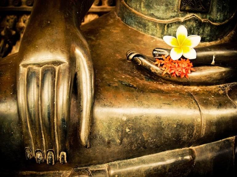 Có Phật trong đời