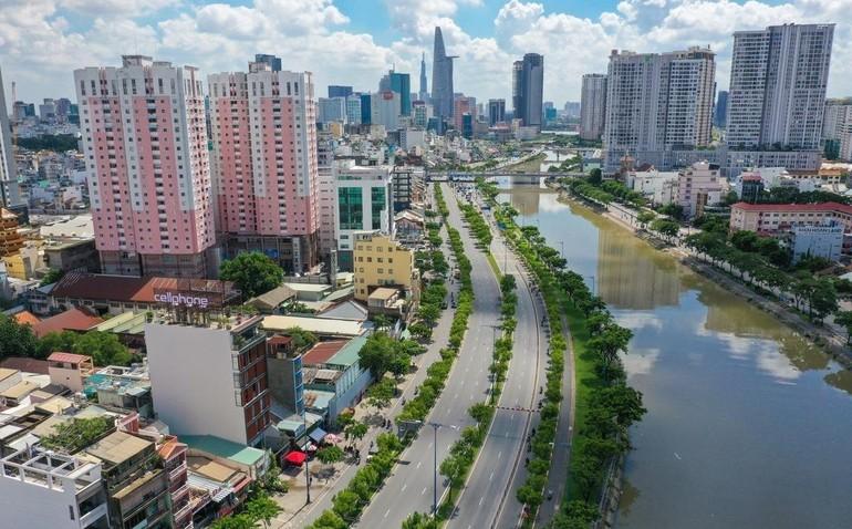 Sài Gòn - TP.HCM trong những ngày giãn cách