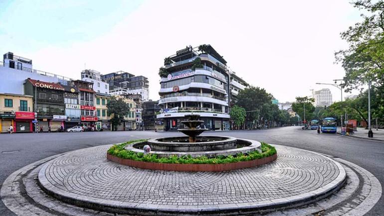 Hà Nội thực hiện giãn cách xã hội toàn thành phố từ 6 giờ ngày 24-7