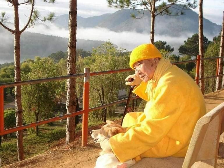 Hòa thượng Thích Thanh Từ, vị thiền sư chủ trương phục hưng Thiền phái Trúc Lâm Yên Tử, hiện ngài là Phó Pháp chủ Hội đồng Chứng minh GHPGVN