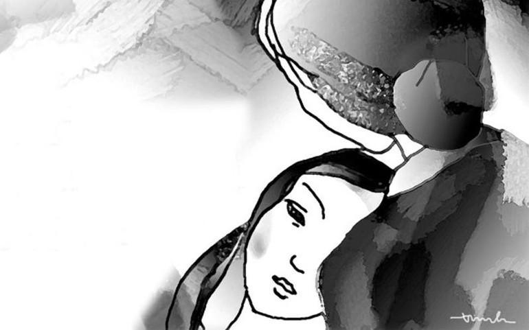Mẹ con - Ảnh minh họa