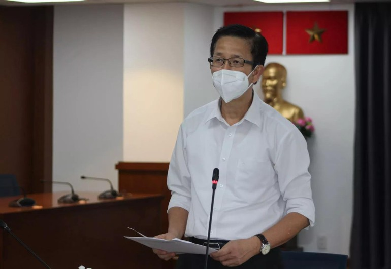Ông Phạm Đức Hải, Phó trưởng Ban Chỉ đạo phòng, chống dịch Covid-19 TP.HCM cho biết, thành phố đang xin ý kiến áp dụng cơ chế riêng để mở cửa nền kinh tế sau ngày 1-10.