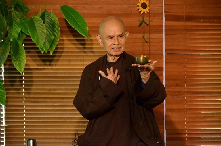 Thiền sư Thích Nhất Hạnh