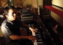 Nhạc sĩ Trần Quế Sơn - Ảnh: nhân vật cung cấp